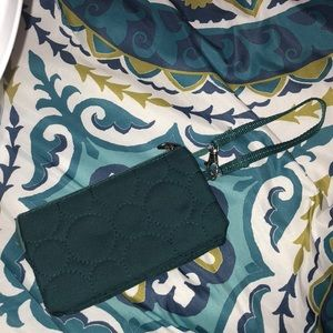 Thirty One Wristlet multiple compartments